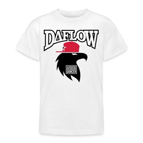 DANCER'S DAFLOW EAGLE EMBLEM ADLER - Teenager T-Shirt