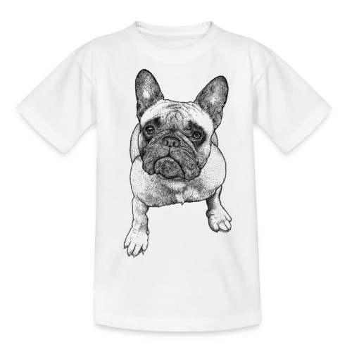 French Bulldog - T-shirt Ado