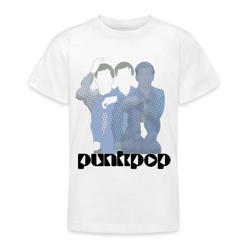 JD Post Punk PunkPop - Maglietta per ragazzi
