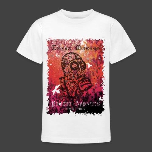 TOXIC WORLDS - 2B - Teenage T-Shirt