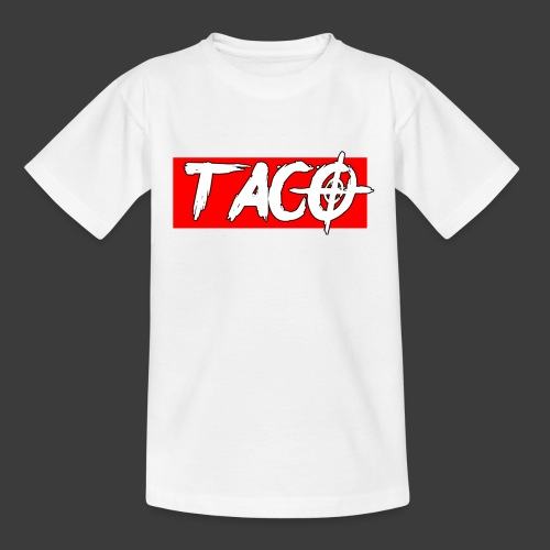 Tac+ - Teenager-T-shirt