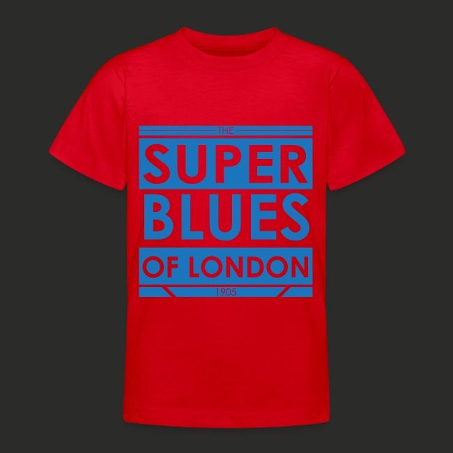 Super Blues of London Des