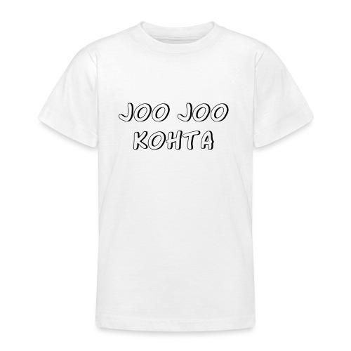 Joo joo kohta 2 - Nuorten t-paita