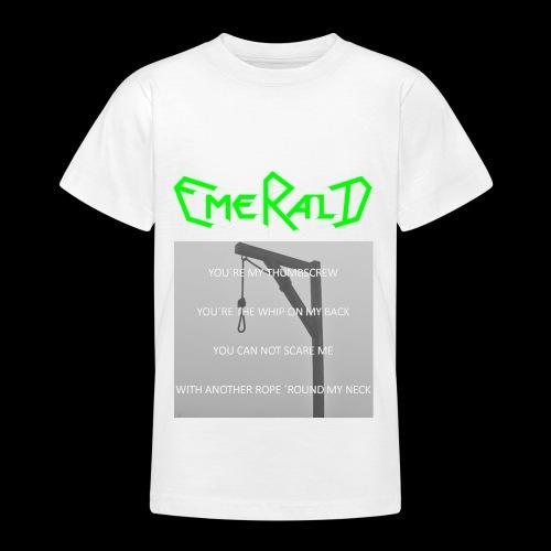 Emerald - Teenager T-Shirt