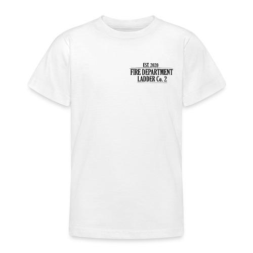 Fire Department - Ladder Co.2 - Teenager-T-shirt
