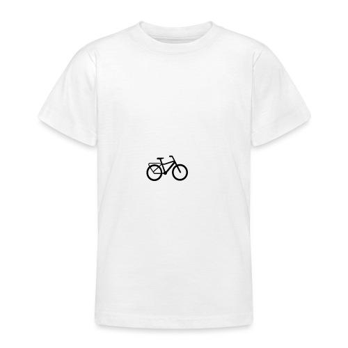 BCL Shirt Back White - Teenage T-Shirt