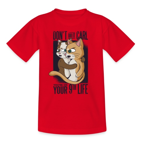Vexels cat Meme Shirt - Teenager T-Shirt