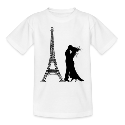 Bestes Paris Design online - Teenager T-Shirt