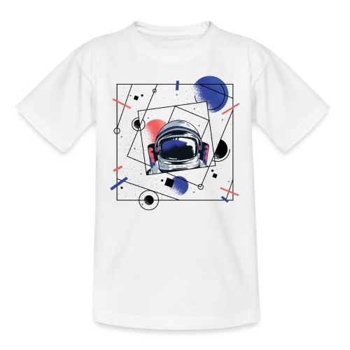 Beste Astronaut Weltraum Designs - Teenager T-Shirt