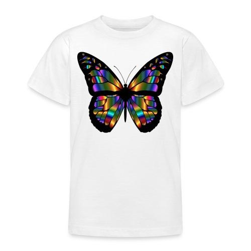papillon design - T-shirt Ado