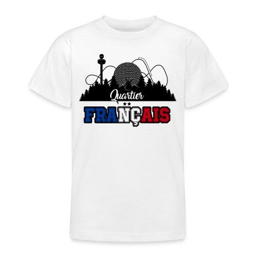Quartier FRANÇAIS - T-shirt Ado