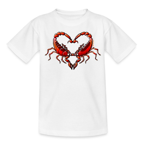 Loving Scorpions - Teenage T-Shirt