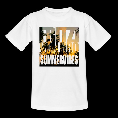 Fritzi von Bro Summervibes - Teenager T-Shirt