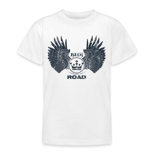 WINGS King of the road dark - Teenager T-shirt
