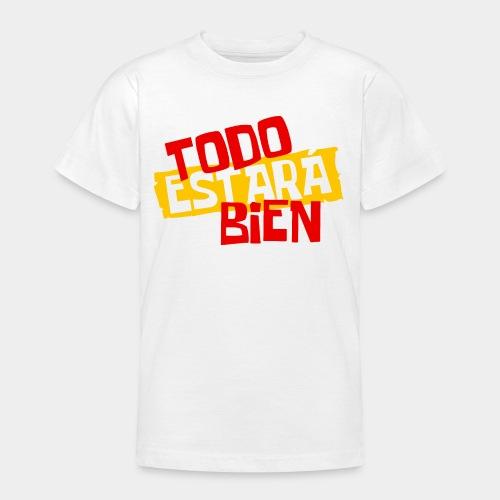 todo estara bien - T-shirt Ado