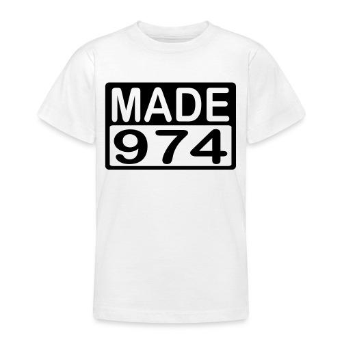 Made 974 - v2 - T-shirt Ado