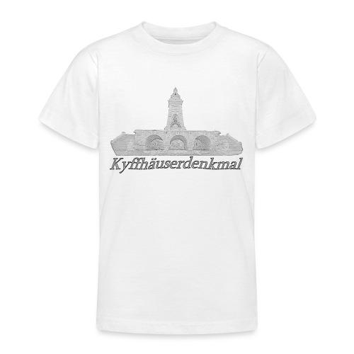 kyffhauserdenkmal 2 - Teenager T-Shirt