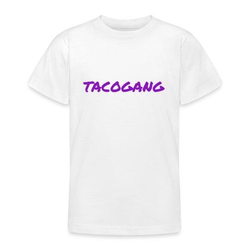 TACOGANG - T-skjorte for tenåringer