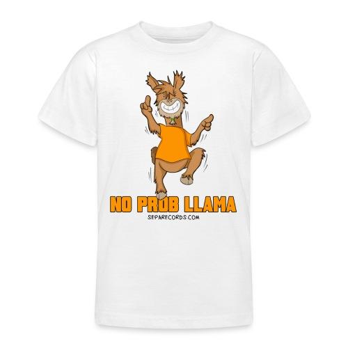 NO PROB LLAMA - Maglietta per ragazzi