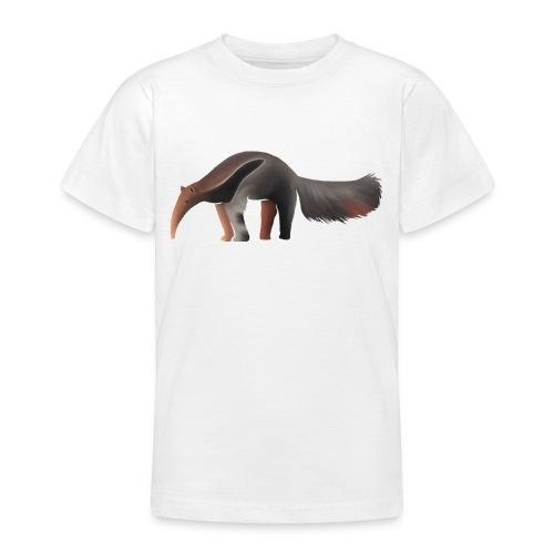 Ameisenbär - Anteater - Teenager T-Shirt