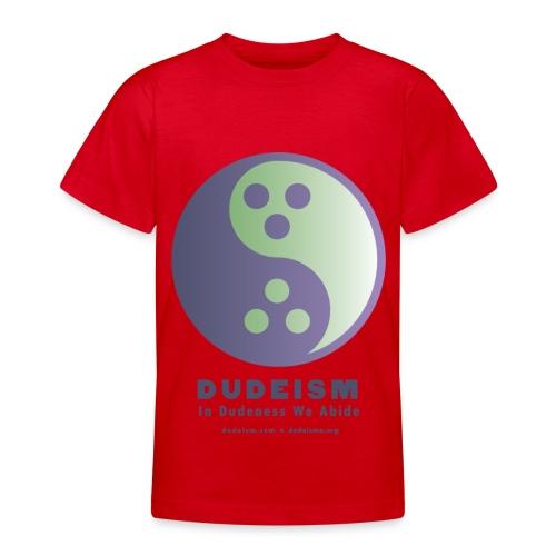Dudeismo Bowling Ball - Maglietta per ragazzi