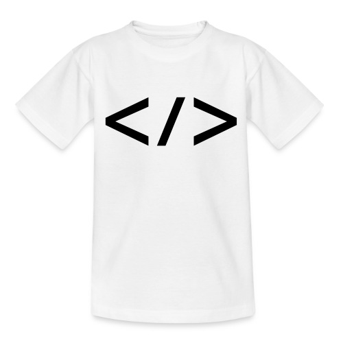 Webdev - Teenager T-Shirt