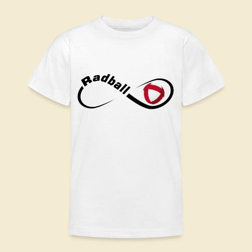 Radball 4 Ever - Teenager T-Shirt