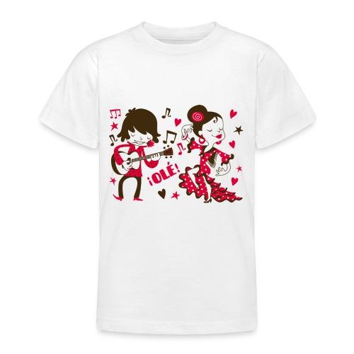 GITANILLOS - Camiseta adolescente