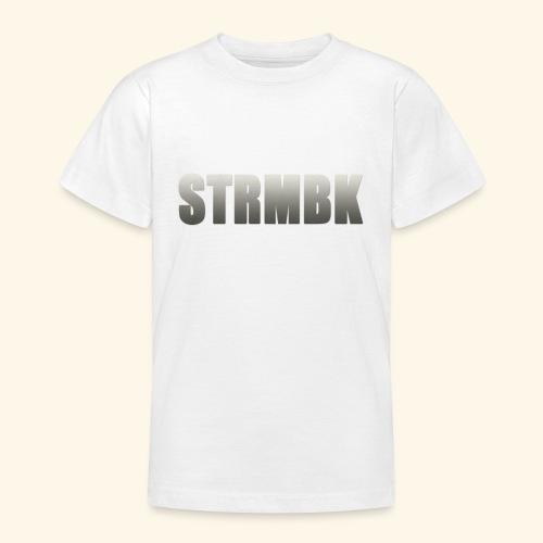 KORTFILM STRMBK LOGO - Teenager T-shirt