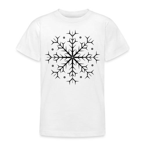 Flocon noir - T-shirt Ado