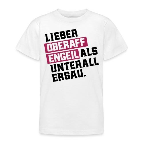 Ober-AFFEN-GEIL - Teenager T-Shirt