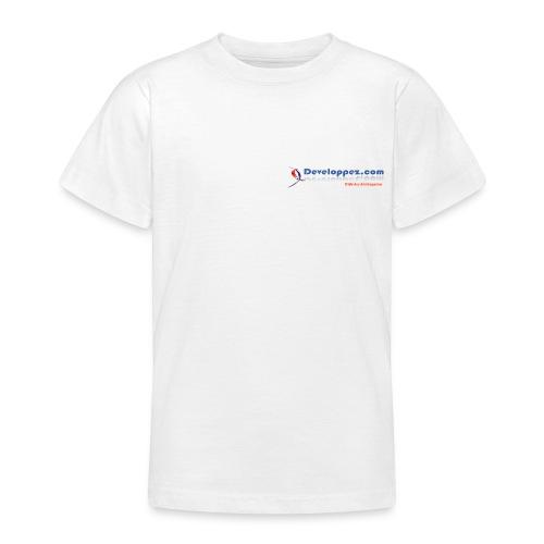 Bannière - T-shirt Ado