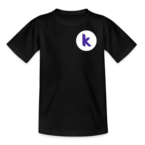 Classic Rounded Inverted - Teenage T-Shirt