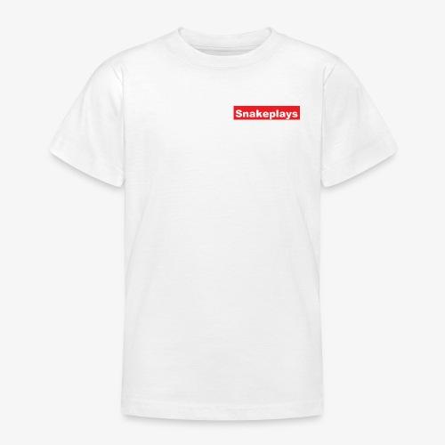 snakeplays original - T-skjorte for tenåringer
