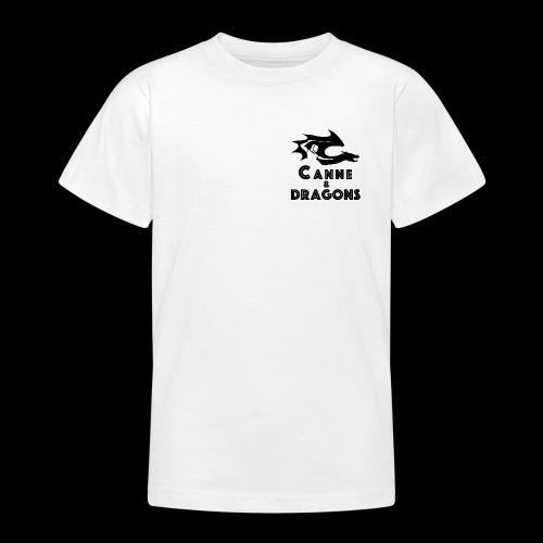 logoC D N B2 - T-shirt Ado