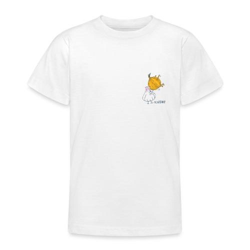 Zwiebel & Knoblauch - Teenager T-Shirt