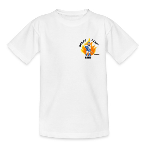 Brent Plast BHK - T-skjorte for tenåringer