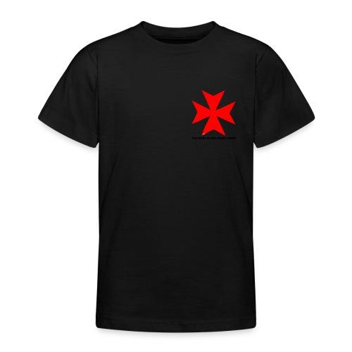 TEMPLIERS NOIR - T-shirt Ado