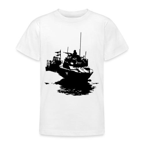 Combat Boat 90 - Stridsbåt 90 - T-shirt tonåring