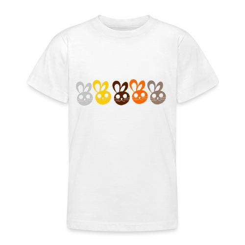 Bunny faces - T-shirt Ado