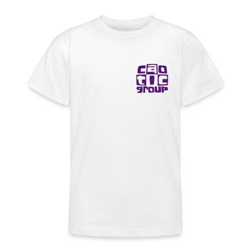 caoticlogovettoriale - Maglietta per ragazzi