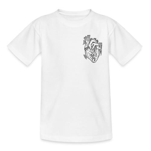 Heartbeat - Teenager T-Shirt