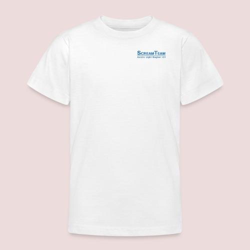 ScreamTeam Region 32 - T-shirt tonåring