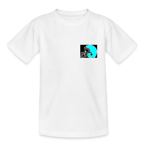 P Helm links für Tassen - Teenager T-Shirt