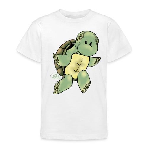 Schillikröt - Teenager T-Shirt