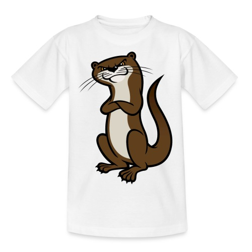 BIGOtter png - Teenage T-Shirt