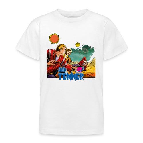 Jan Tenner Der lautlose Tod - Teenager T-Shirt