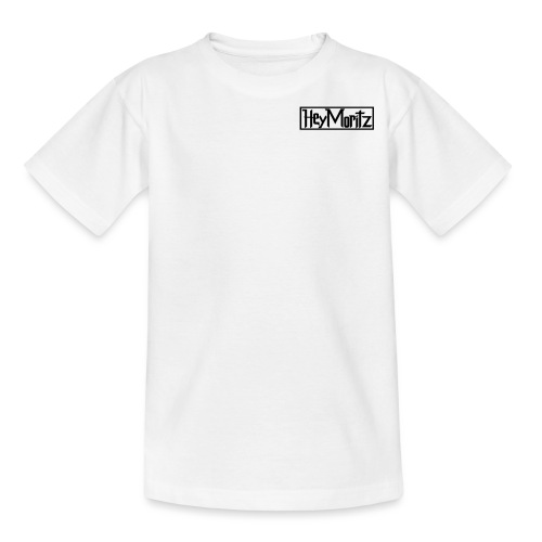 front small - Teenager T-Shirt
