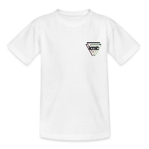 KMC VPlay Logo - Teenager-T-shirt