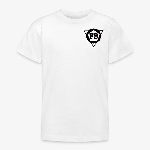 False 9 official logo png - Teenage T-Shirt